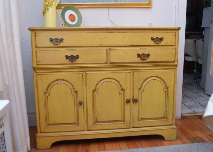 Vintage Sideboard / Buffet / Cabinet