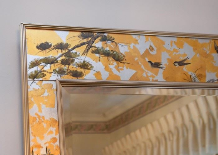 Asian Style Wall Mirror