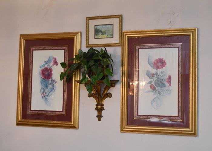 Framed Prints & Wall Hangings