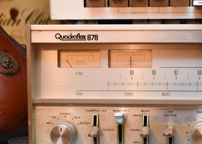 Quadraflex 878 Receiver