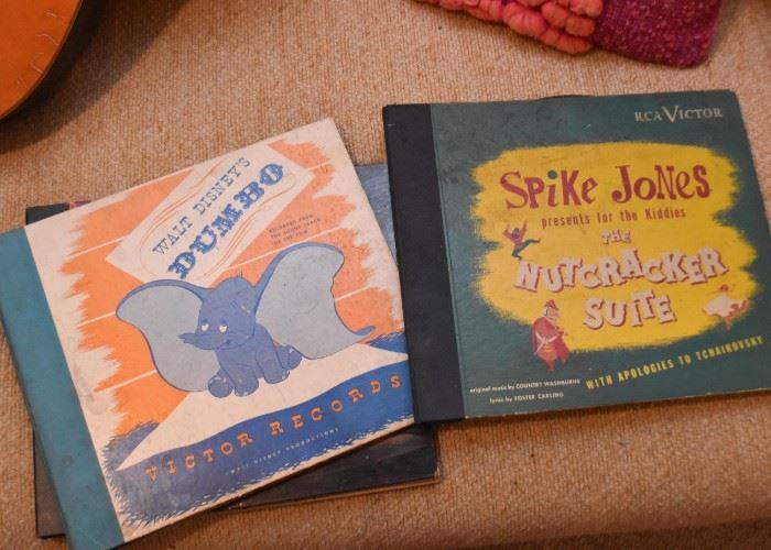 Vintage Children's Albums