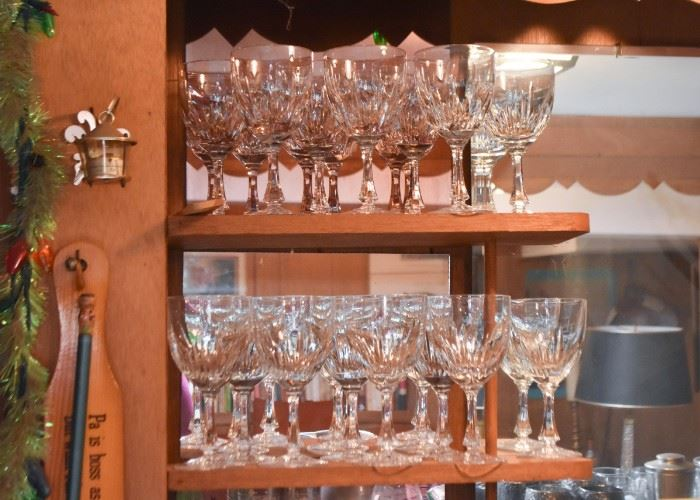 Barware - Stemware - Wine Glasses