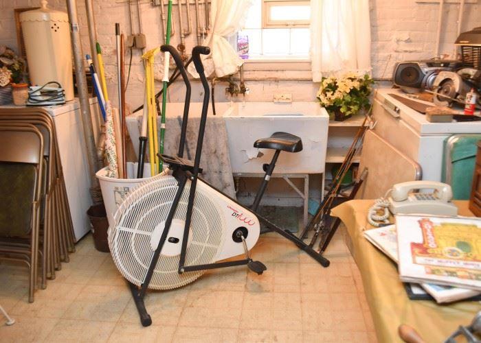 Lifestyler DT 1000 Exercise Bike