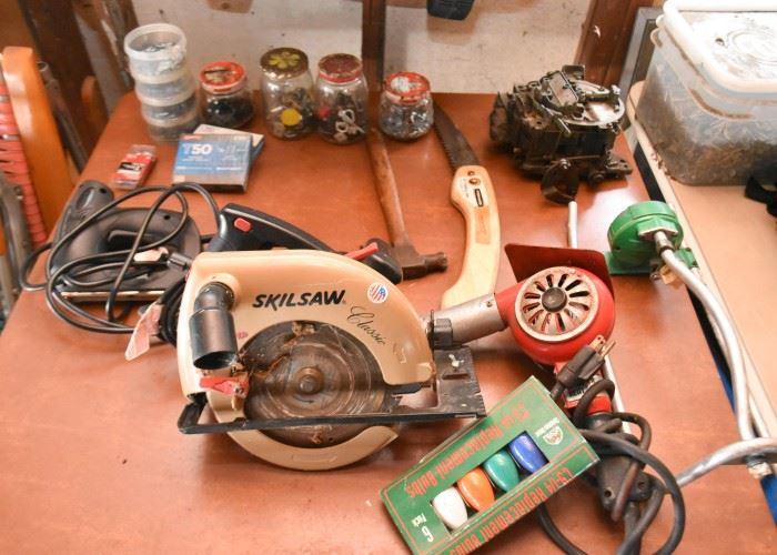 Skilsaw Circular Saw, Tools, Garden, Etc.