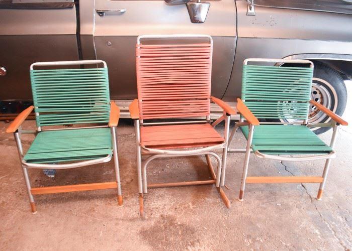 Folding Lawn / Garden Chairs