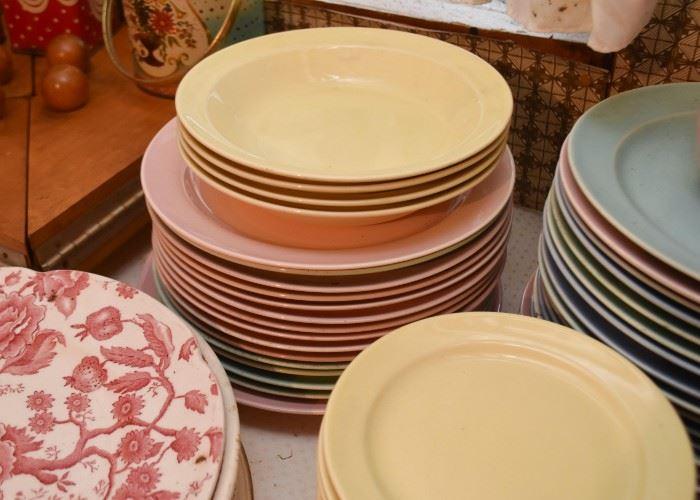 Vintage Dinnerware / Dishes