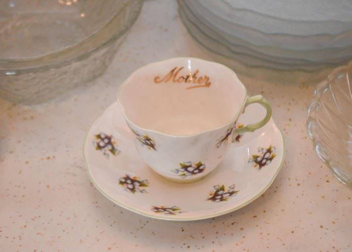 """Mother"" Teacup"