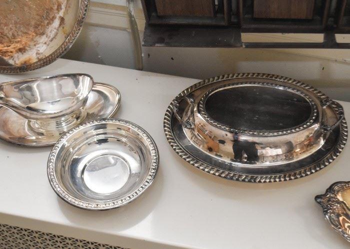 Silverplate / Silver Plate