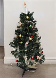 Small Artificial Christmas Tree