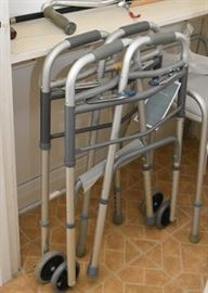 Medical Assistive Devices - Walkers