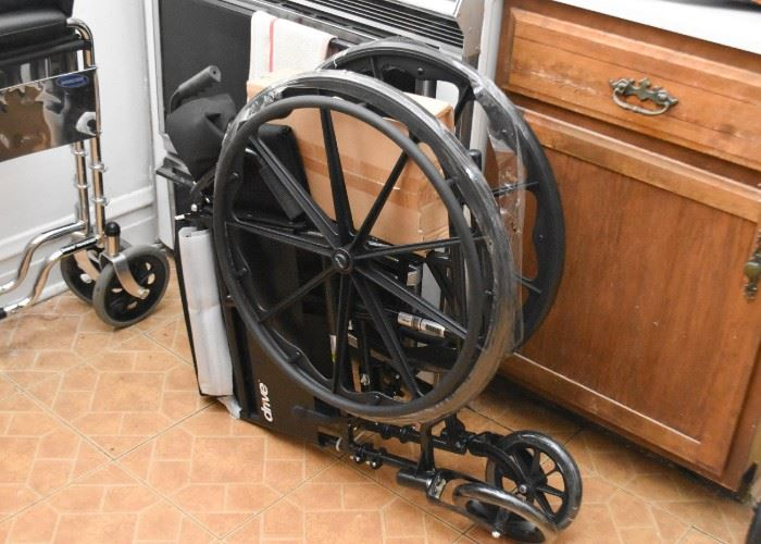 Medical Assistive Devices - Wheelchairs