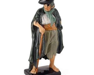 Royal Doulton figurine, The Beggar