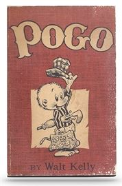 1951 first edition softcover Pogo by Walt Kelly