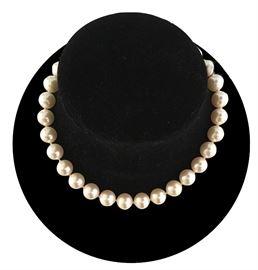 Majorca pearls from the estate of a Sarasota philanthropist