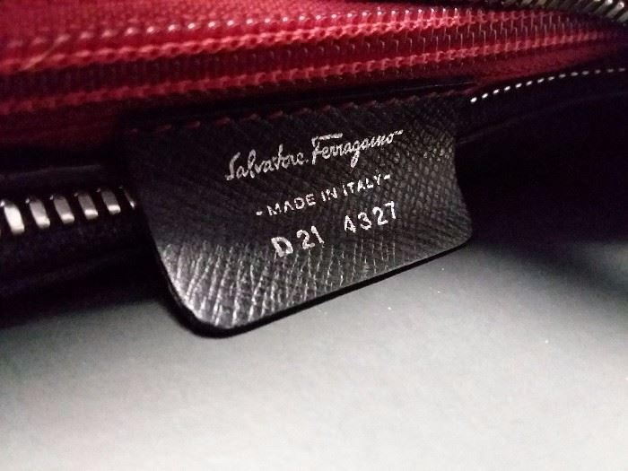 Salvatore Ferragamo Pocketbook