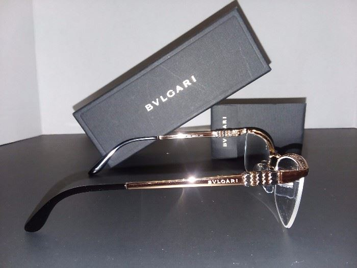 Bvlgari Glasses