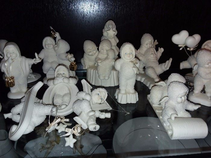 Dept. 56 Snowbabies Collection