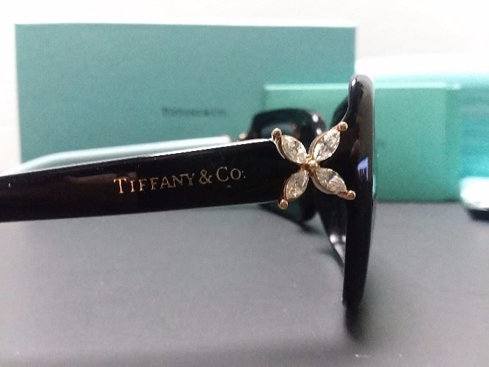 Tiffany & Co. Sunglasses (NEW WITH BOX & PAPERWORK!)