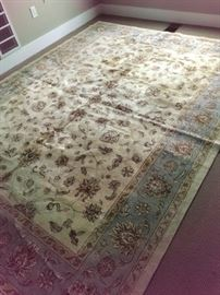 7 x 10 silk like made in Belgium