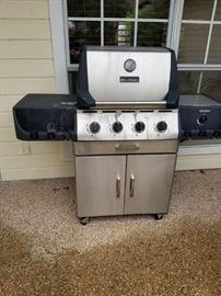 Great outdoor BBQ