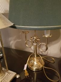 Lots of lamps, some individual, some pairs