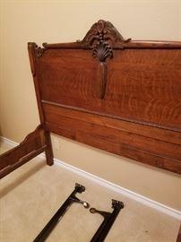 Beautiful antique bedframe