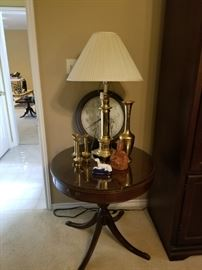 Vintage Drum table