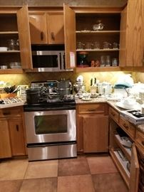 A kitchen full of goodies