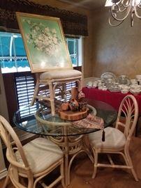 Unique dinning room set