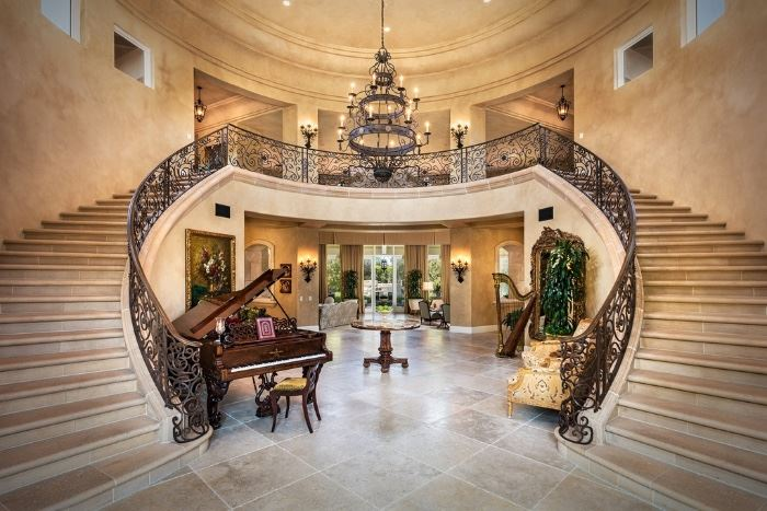 From a 22,000 sq foot home and others you will find treasures galore!