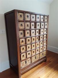 Beautiful Antique Asian chest