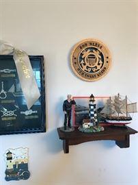 Nautical devor items