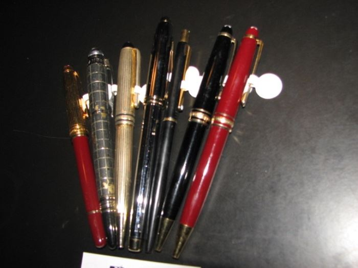 Pen Collection - Mont Blanc