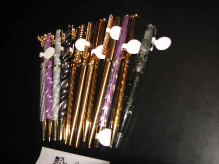 Pen Collection - Hollywood Regency