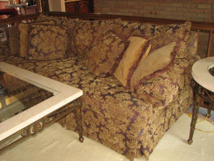 Plunkett sofa