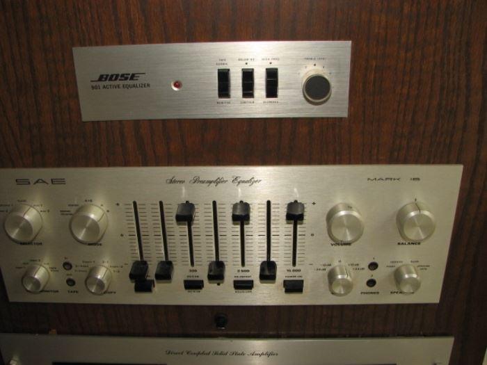 Bose equalizer