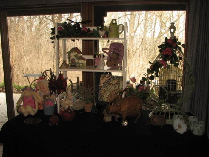 Easter decor and more