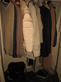 mens' coats & jackets