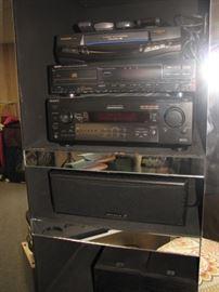 Home theatre electronics