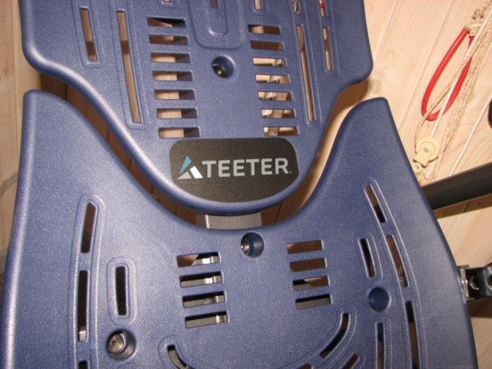 Teeter inverter