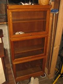 barristers' bookcase