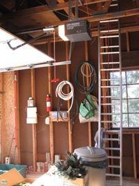"""24"""" aluminum ladder"""