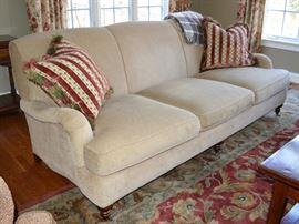 Crate & Barrel sofa