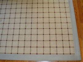 Custom rug
