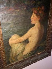 Antique nude