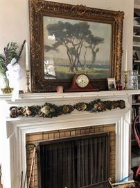 Unique vintage & antique home decor