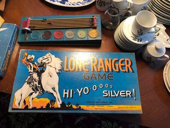 Lone Ranger game