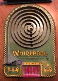 Tin Whirlpool game