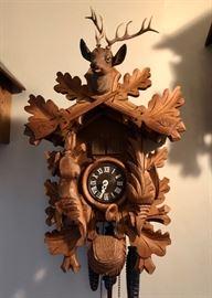 Coukoo clocks