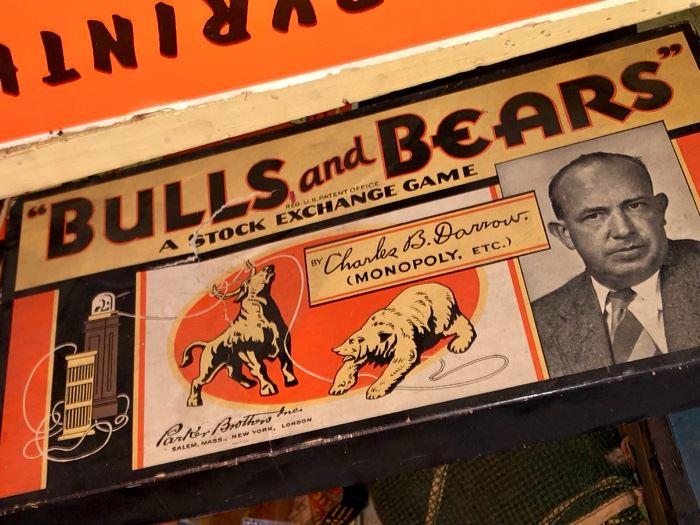 Bulls and Bears game